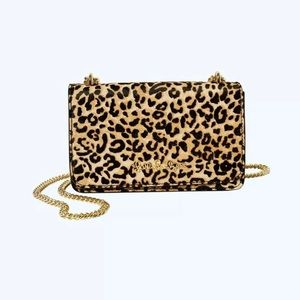 Lilly Pulitzer Kat Crossbody Bag BRAND NEW LEOPARD